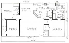 2 bedroom ranch floor plans 2 bedroom ranch house plan home ideas decor