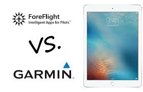 foreflight vs garmin what are their unique strengths ipad