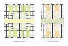Yurt Floor Plan by Gallery Of özyeğin University Student Center Ark Itecture 18