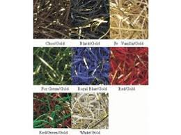 shredded mylar shredded paper cello metallic shred mylar basket filler materials