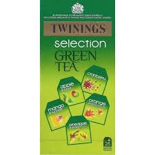 twinings green tea selection pack richmond s food shop