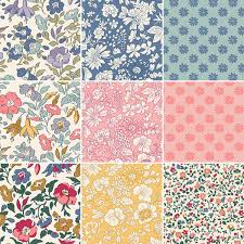 Patchwork Shops Uk - liberty quilting complete collection 23 quarters selection