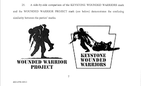 small veterans charity sued for unfair competition by wounded