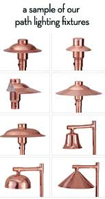 Copper Landscape Lighting Fixtures Lighting Perspectives