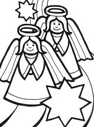 free coloring pages angels coloring pages pictures imagixs