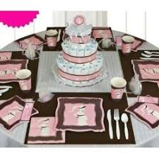 pink and brown baby shower pink and brown baby shower theme ideas
