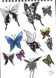butterfly drawing 4 by sumiko90 on deviantart
