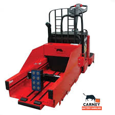 carney battery handling equipment battery changing system