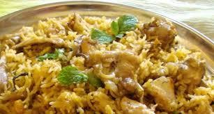 la cuisine pakistanaise délicieux riz à la pakistanaise