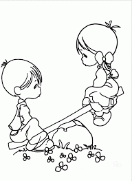 boy and coloring pages kids coloring