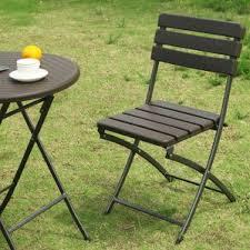 Ornate Metal Folding Bistro Chair Folding Patio Dining Chairs You U0027ll Love Wayfair