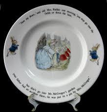 wedgwood rabbit time was antiques family beatrix potter wedgwood