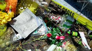 everything blog archive memorial built at the ryan dunn car
