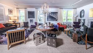 the peak of très chic kips bay decorator u0027s showhouse 2017 3rd floor