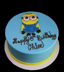 minion birthday cakes 2d minion birthday cake butterfly bake shop in new york