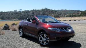 nissan murano hybrid review nissan murano crosscabriolet review a funny looking beast roadshow