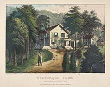 where is chappaqua chappaqua new york wikipedia