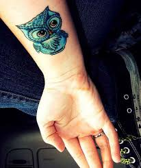 download free tattoos on wrist cute owl tattoo expressly