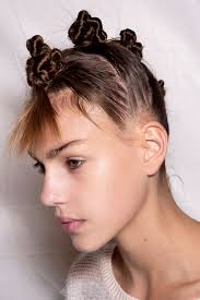 different hair buns how to make a bun 10 ways thefashionspot