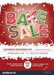 free holiday bake sale clipart