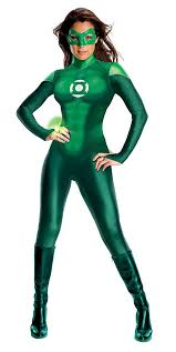 Superhero Halloween Costumes Women Amazon Green Lantern Secret Wishes Uniform Costume Clothing