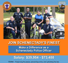police officer schenectady ny