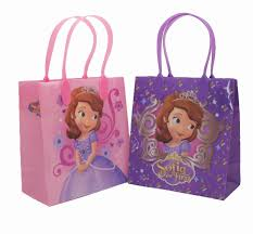 princess candy bags sofia disney princess party favor goodie small gift