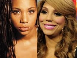 tamar braxton nose job before after tamar braxton plastic surgery before and after photo of botox