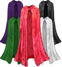 halloween costume with cape sale plus size halloween capes red black dark purple green