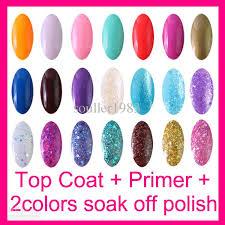 top coat primer 15ml nail art nail soak off uv gel polish