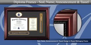 diploma frames more high school diploma frames