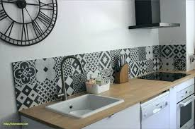 credence en carrelage pour cuisine inox autocollant pour cuisine credence cuisine cuisine related