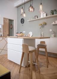 quelle couleur pour les murs d une cuisine blanche habitatpresto