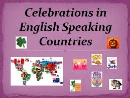 celebrations in speaking countries