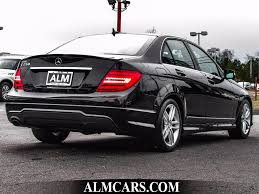mercedes jeep 6 wheels 2014 used mercedes benz c class 4dr sedan c 250 sport rwd at alm