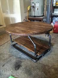 15 Unique Pallet Picnic Table 101 Pallets by Industrial Pipe Table Pallet Industrial Pipe Coffee Table 101