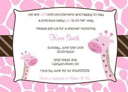 free printable baby shower invitations for girls christmanista com