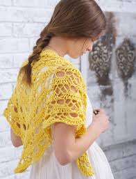 crochet wrap womens shawl wrap crochet patterns yarnspirations