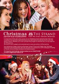 christmas 2017 at the strand hotel eastbourne