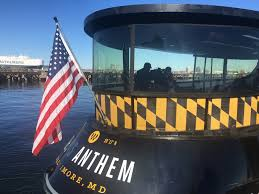Baltimore Flag Community Architect Daily Water Taxi Made In Baltimore