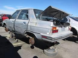 car junkyard netherlands junkyard find 1985 renault alliance the truth about cars