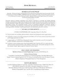 instrumentation and control engineer sample resume