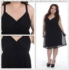 aliexpress com buy black lace knee length dresses for