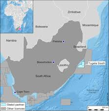 Pretoria South Africa Map by Statoil To Explore Offshore South Africa Statoil Com