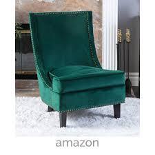 Velvet Accent Chair Geneva Velvet Accent Chair Myhome Apartment