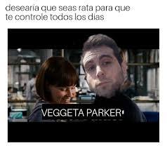 Parker Meme - mi primer meme meme by julian memedroid