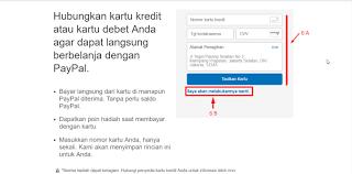 cara membuat paypal online cara membuat dan daftar akun paypal step by step gopay id