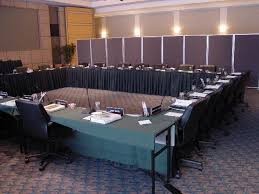 Square Boardroom Table Global Equipment Network