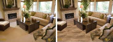 Livingroom Tiles Wood Tile Living Room Top 25 Best Wood Look Tile Ideas On