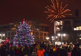 christmas tree lighting milwaukee christmas in the ward is milwaukee s most enchanting christmas festival